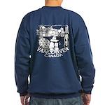 Vancouver Canada Souvenir Sweatshirt (dark)