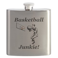 Basketball Junkie Flask