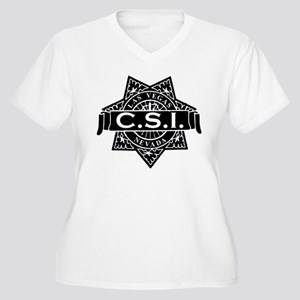 CSI Vegas 01 Plus Size T-Shirt