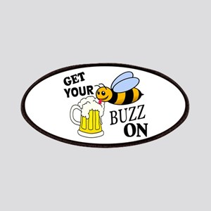 Get Your Buzz On Patches