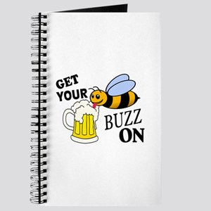 Get Your Buzz On Journal
