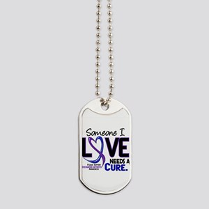 RA Needs a Cure 2 Dog Tags