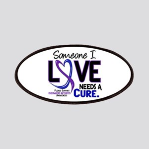 RA Needs a Cure 2 Patches