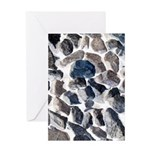 Asteroids Greeting Cards
