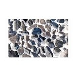 Asteroids Wall Decal
