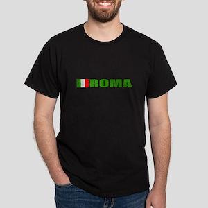 Roma, Italia Dark T-Shirt