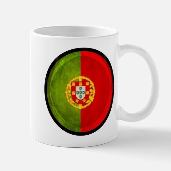 3D Portugal flag Mugs