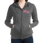 Its meow or never Zip Hoodie