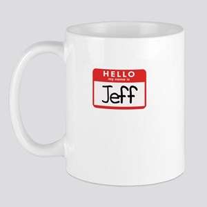 Hello Jeff Mug