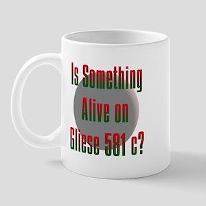 Life on Gliese 581 c Mug