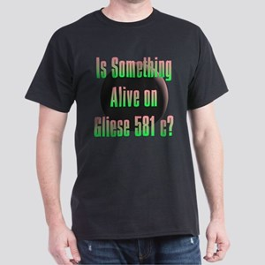 Life on Gliese 581 c Dark T-Shirt