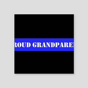 Police Thin Blue Line Sticker