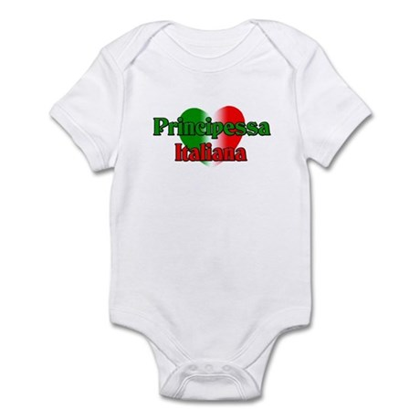 Principessa Italiana (Italian Princess) Infant Bod
