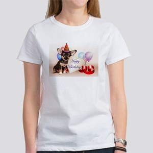 Happy Birthday Chihuahua dog T-Shirt
