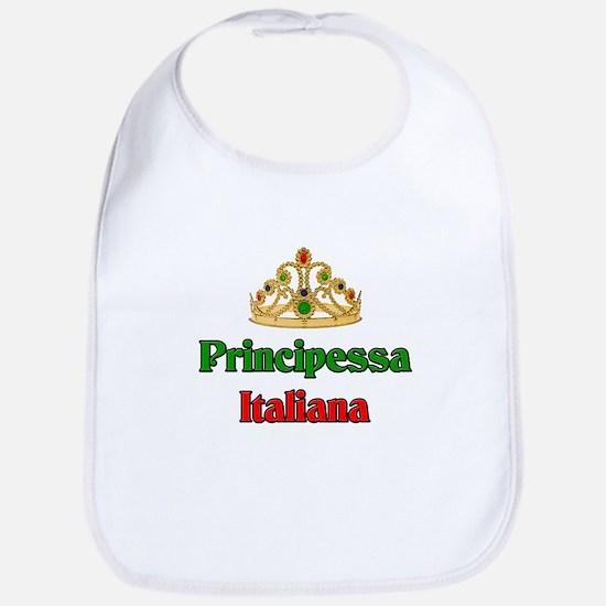 Principessa Italiana (Italian Princess) Bib