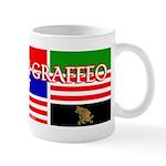 American Graffeo Mugs