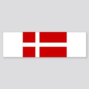 DenmarkF copy Bumper Sticker