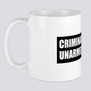 Criminals Prefer Mug