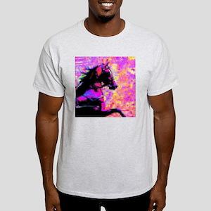 Hackney In Harness Light T-Shirt