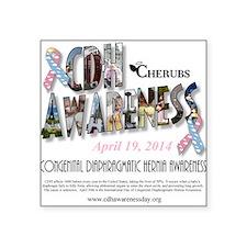 2014 CDH Awareness Day Sticker