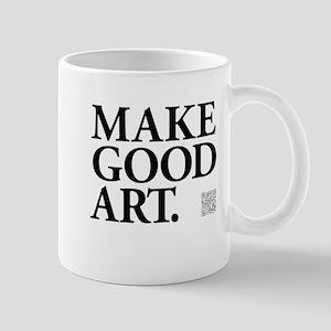 Make Good Art Mugs