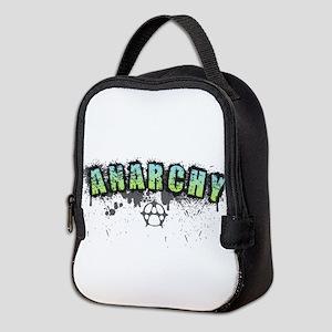 Anarchy Neoprene Lunch Bag