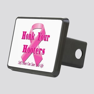 Honk Your Hooters Rectangular Hitch Cover
