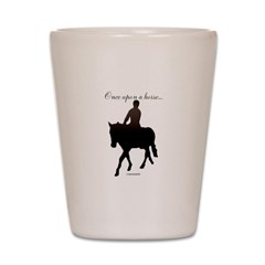 Horse Theme Design #56000 Shot Glass