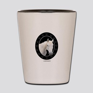 Horse Theme Design #41000 Shot Glass
