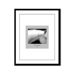 Horse Theme Design #69999 Framed Panel Print