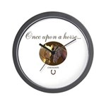 Horse Theme Design #55000 Wall Clock