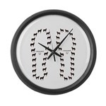 Horse Design #96000 Large Wall Clock