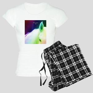 Horse Theme #11323 Women's Light Pajamas