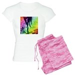 Horse Theme Design #40030 Women's Light Pajamas