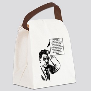 Perfectionism Canvas Lunch Bag