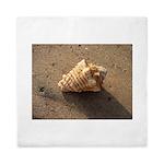 Conch Shell (Color) Queen Duvet