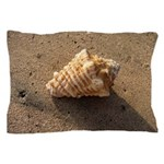 Conch Shell (Color) Pillow Case