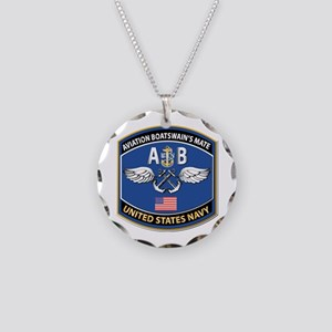 Aviation Boatswain's Mate - Necklace Circle Charm