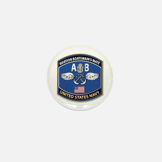 Aviation Boatswain's Mate - NEC Mini Button