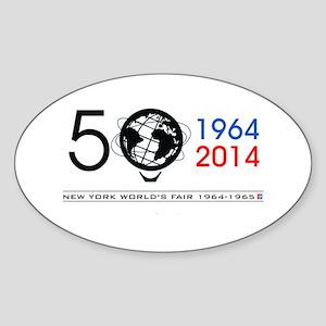 The Unisphere turns 50! Sticker