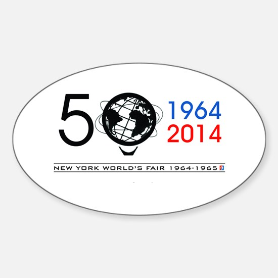 The Unisphere turns 50! Decal
