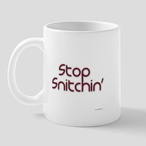 Snitchin Mug