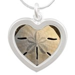 Sand Dollar Seashell Necklaces