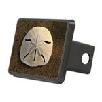 Sand Dollar Seashell Hitch Cover