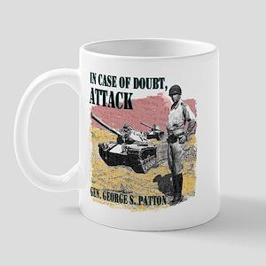 Patton Tank Mug