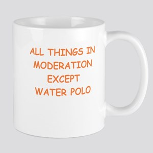 water polo Mugs