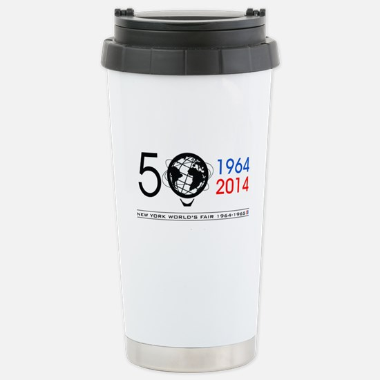 The Unisphere turns 50! Travel Mug