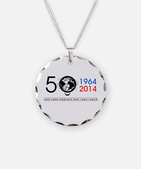 The Unisphere Turns 50! Necklace