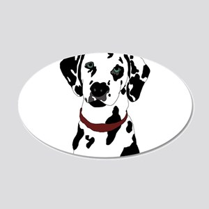 Dalmatian Wall Decal