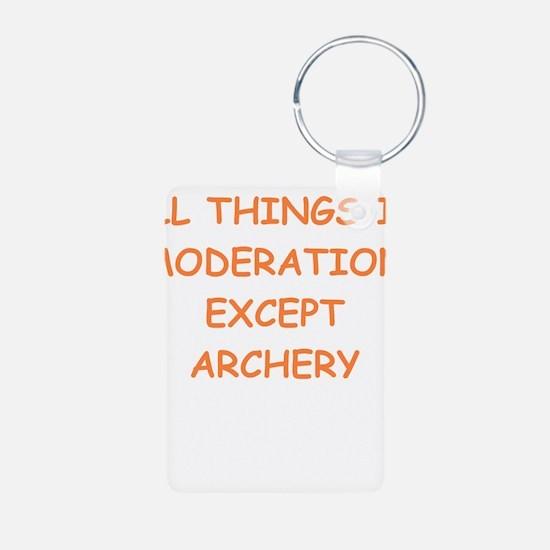 archery Keychains